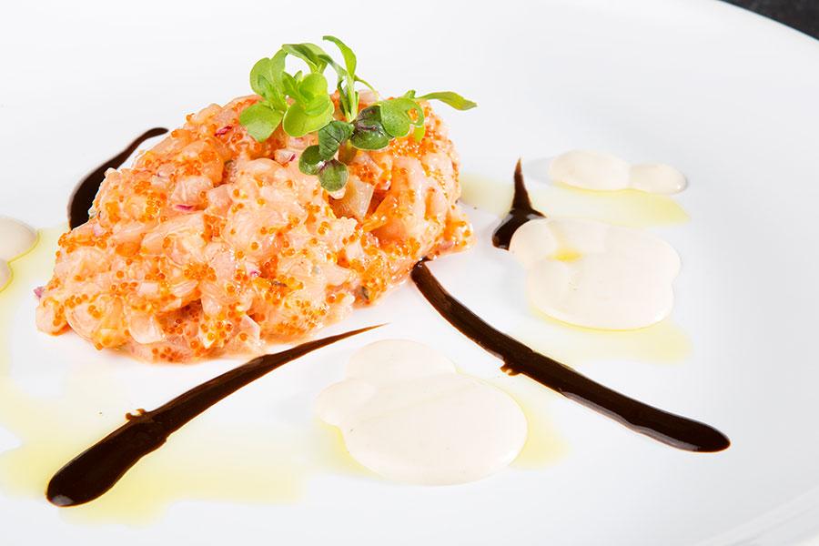 Restaurante La Cruz Blanca